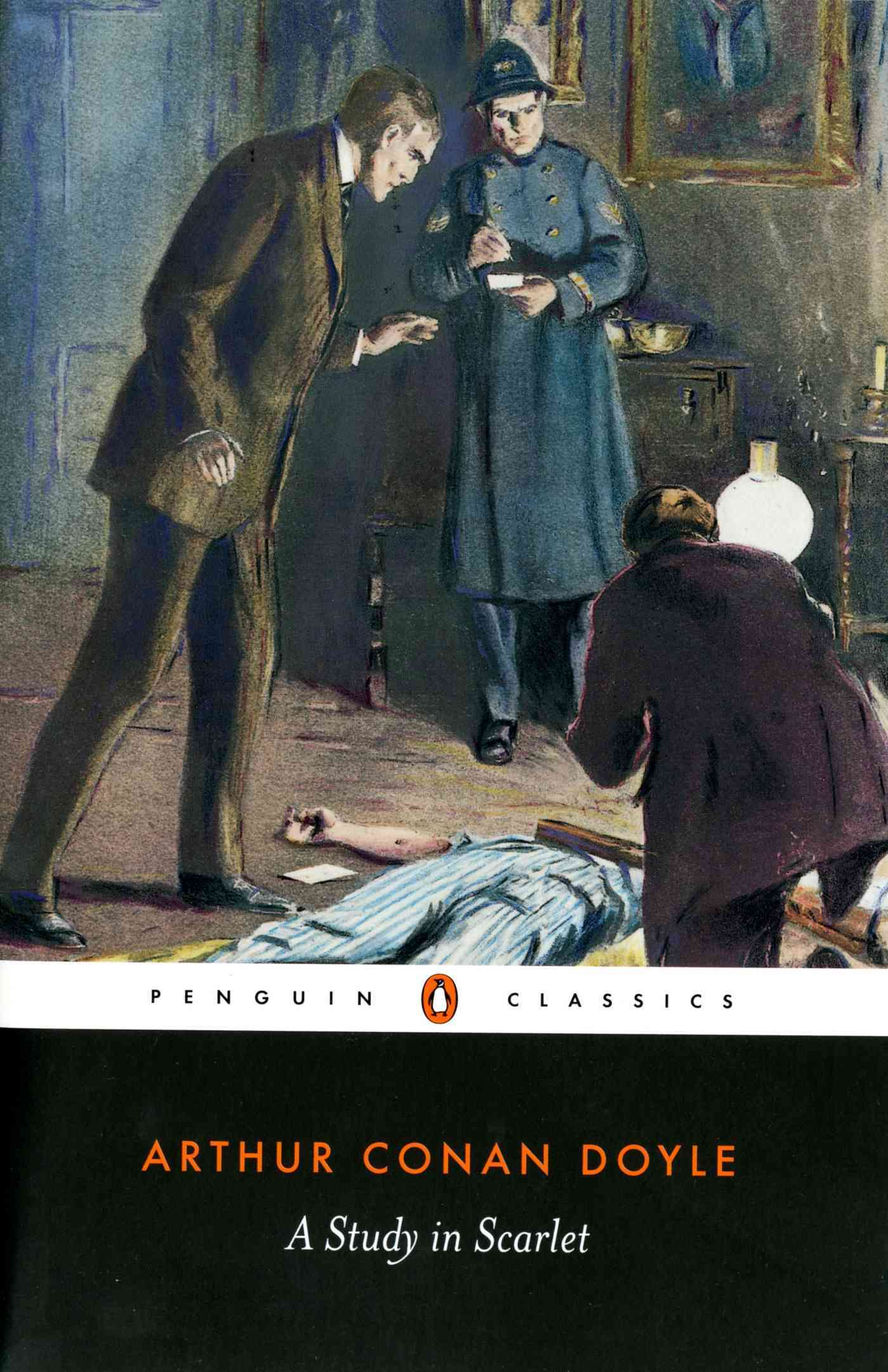 A Study in Scarlet By Doyle, Arthur Conan, Sir/ Sinclair, Iain (INT)/ Glinert, Ed