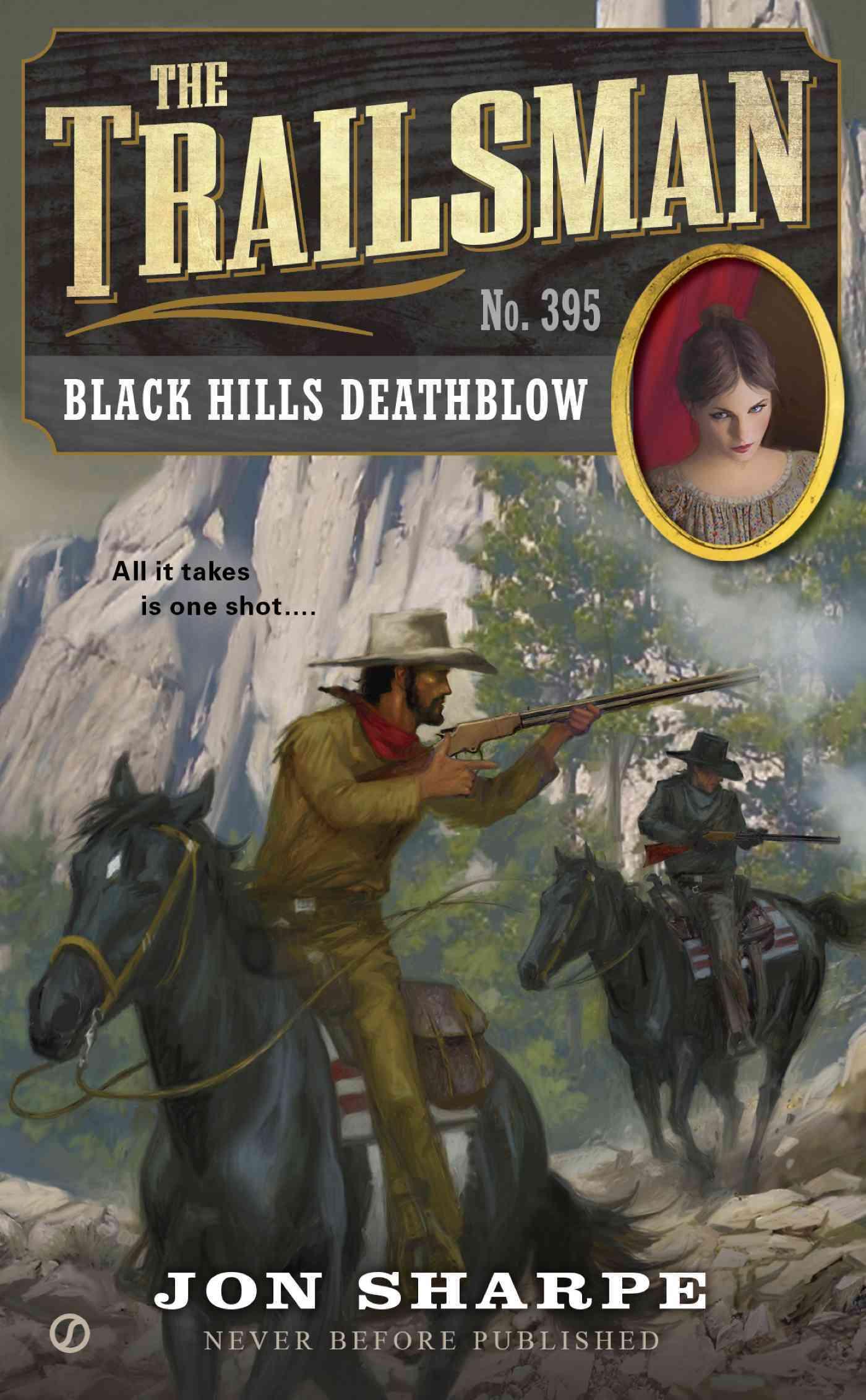Black Hills Deathblow By Sharpe, Jon