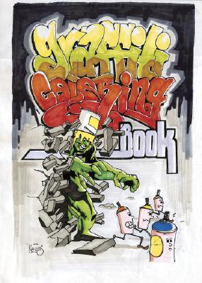 Graffiti Coloring Book By Wufc, Uzi (EDT)